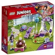 Lego juniors 10748 il party degli animali di emma
