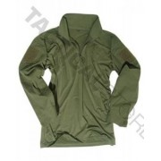 Mil-Tec Miltec Tactical Shirt (Färg: Olive Green, Storlek: 3XL)