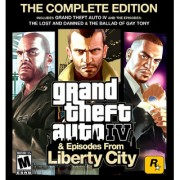 Grand Theft Auto 4 The Complete Edition (Offline)