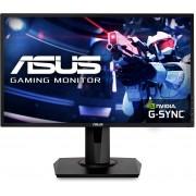 """ASUS VG248QG 24"""", 0.5ms, 165 Hz, G-Sync, FreeSync 1080p Геймърски монитор за компютър"""
