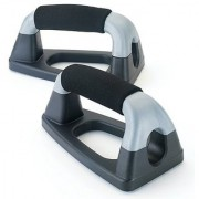 PUSH UP BARS IRON SHAPED WITH ANTI-SKID TECHNOLOGY EXCELLENT QUALITY VERY DURABL