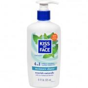 Kiss My Face Moisture Shave Cool Mint - 11 fl oz