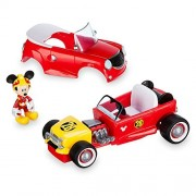 Disney Disney Mickey Mouse Transforming Pullback Racer - Mickey and the Roadster Racers