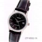 Reloj Casio LTP-V002L - 1A - Negro