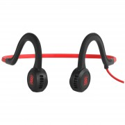 Aftershokz Sportz Titanium Headphones with Mic - Lava