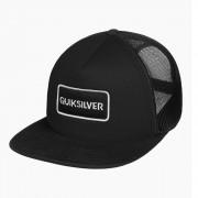 Quiksilver Czapka z daszkiem Quiksilver Startles black