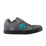 Five Ten Freerider Wmns - Onix/Shock Green - Chaussures de Cyclisme UK 8.5