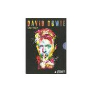 David Bowie: Starman 4 Dvds Rock