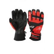 Bevis pánské lyžařské rukavice HX030 XXL červená
