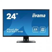 """LED monitor 24 Iiyama ProLite X2481HS-B1 - LED monitor"""""""
