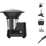 Moulinex Robot MOULINEX Clickchef noir HF404110 +
