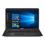 ASUS X756UV TY223T - 17.3 Core i3 I3-6006U 2 GHz 4 Go RAM 1 To HDD