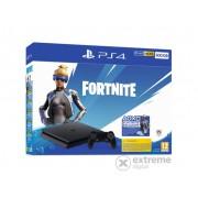 PlayStation® PS4 Slim 500GB, negru + consola Fortnite Neo Versa