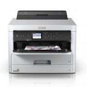 Мастилоструен принтер Epson WorkForce Pro WF-C5290DW, цветен, 4800 x 1200 dpi, 34 стр/мин, USB, Wi-Fi/Direct, LAN10/100/1000 Base-T, двустранен печат, A4