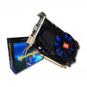 R7-350 Tarjetas Gráficas Para Desktop 4G GDDR5 De 128 Bits HDMI Y VGA Y DVI Soporte Negro 4K