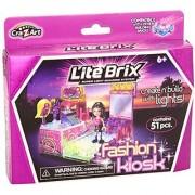 Cra-Z-Art Lite Brix Fashion Kiosk