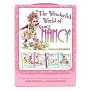 Fancy Nancy: The Wonderful World of Fancy Nancy Four-Book Extravaganza!, Paperback/Jane O'Connor