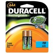 Baterije Duracell R03 AAA punjive 750mAh B2
