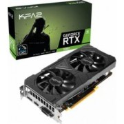 Placa video Galaxy KFA2 GeForce RTX 2060 Ex 1-click OC 6 GB GDDR6 192-bit