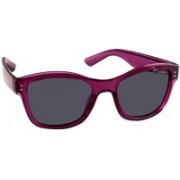 Polaroid Wayfarer Sunglasses(Grey)