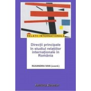 Directii principale in studiul relatiilor internationale in Romania