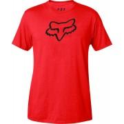 FOX Legacy Head Tee T-Shirt Red M