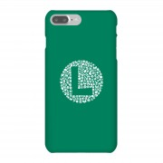 Nintendo Funda móvil Nintendo Luigi Logo para iPhone y Android - iPhone 7 Plus - Carcasa rígida - Mate