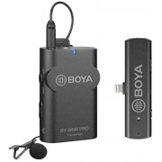 Boya BY-WM4 PRO K5 Lavaliera wireless pentru Andriod