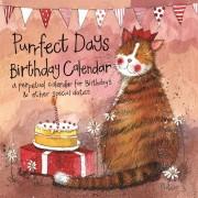 alex clark - verjaardagskalender - purrfect days