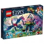 Set de constructie LEGO Elves Ascunzisul Tamaduitor al lui Rosalyn