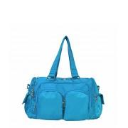 JINU Women's Handbag (Blue) (Jinu9W23b)