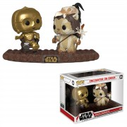 Pop! Vinyl Star Wars - Incontro su Endor Pop! Movie Moment