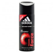 Adidas Team Force dezodorant w sprayu - 150ml Upominek gratis !