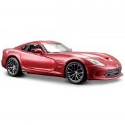 Maisto Modelauto Dodge Viper GTS SRT 2013 1:24