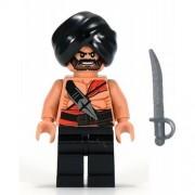 LEGO Indiana Jones Minifig Temple Guard 2