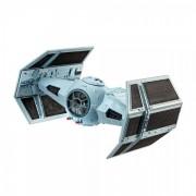 Nava revell model set darth vader s tie fighter rv63602