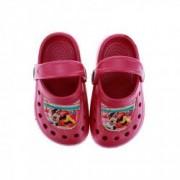 Papuci din cauciuc pentru fetite Minnie Mouse Setino 870-200F Fucsia 26