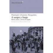 Chaves Nogales Manuel A Sangre Y Fuego (ebook)