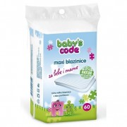 Baby's Code Maxi blazinice za mame i bebe