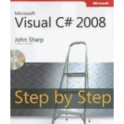 Microsoft Visual C# 2008 Step by Step [With CDROM]