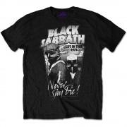 Black Sabbath: Never Say Die (tricou)