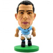 Soccerstarz Calos Tevez Figure With Collectors Card