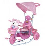 Tricicleta EuroBaby 2830AC Roz
