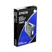 T6118 StylusPro 7400, 7450 nyomtatókhoz, EPSON matt fekete, 110ml Stylus Pro 7400 Stylus Pro 7450 Stylus Pro 7800 Stylus Pro 7880 Stylus Pro 9400 Stylus Pro 9450 Stylus Pro 9800 Pro 9880 Eredeti kellékanyag