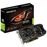 Gigabyte GV-N105TWF2OC-4GD scheda video GeForce GTX 1050 Ti 4 GB GDDR5