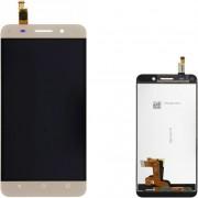Compatibile Honor (Grado A) - Vetro LCD per Honor 4X - Oro