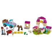 Lego 10746 MIA's Farm wypadku