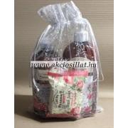 Gyógynövényes ajándékcsomag rózsa illatú