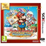 Nintendo 3ds Sel Paper Sticker Star