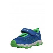 Geox Sneaker Magnetar, Gr. 24-27, navy/grün blau